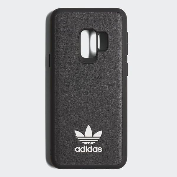 Funda Galaxy S9 Basic Logo Negro CJ6168