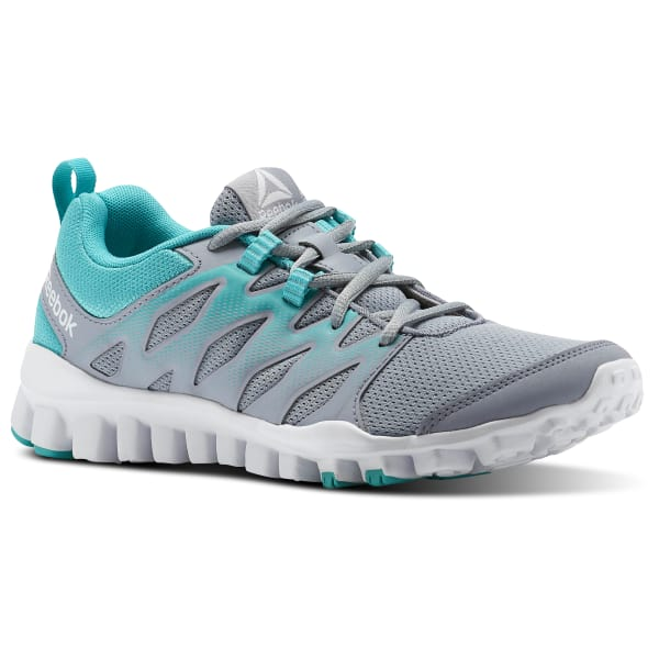 REALFLEX TRAIN 4.0 Cool Shadow / Solid Teal / White CN1171