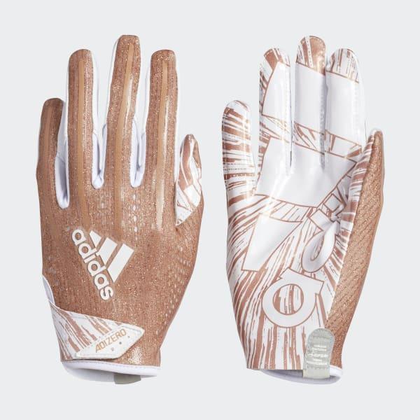 Adizero 5-Star 7.0 Speed of Light Gloves Pink CJ9083
