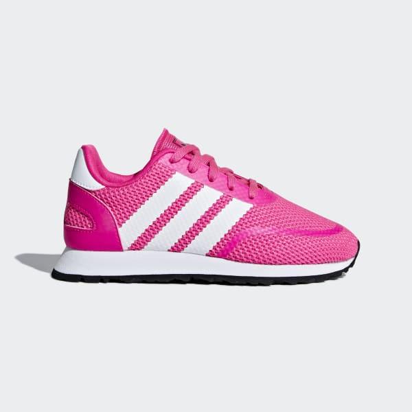 N-5923 Schoenen roze B41576