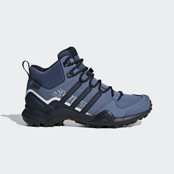 Terrex Swift R2 Mid GTX Shoes Blue AC8055