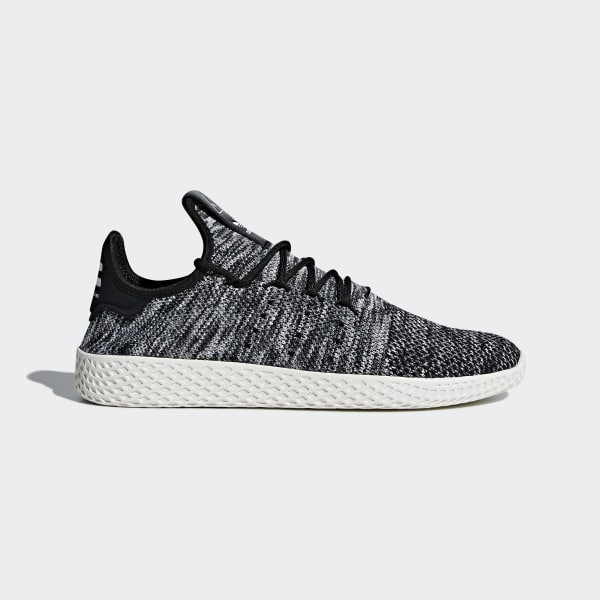 Pharrell Williams Tennis Hu Primeknit Shoes Svart CQ2630