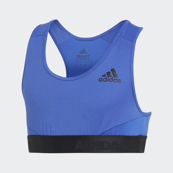 Alphaskin Sport Bra Blue DJ1081