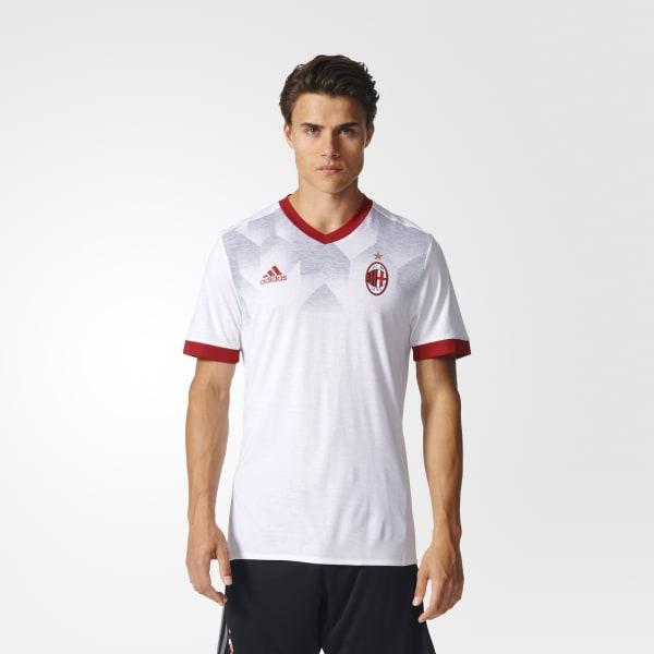 AC Milán Camiseta Local Prepartido Blanco BP9144