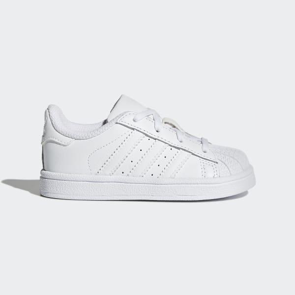 Chaussure Superstar blanc BB7080