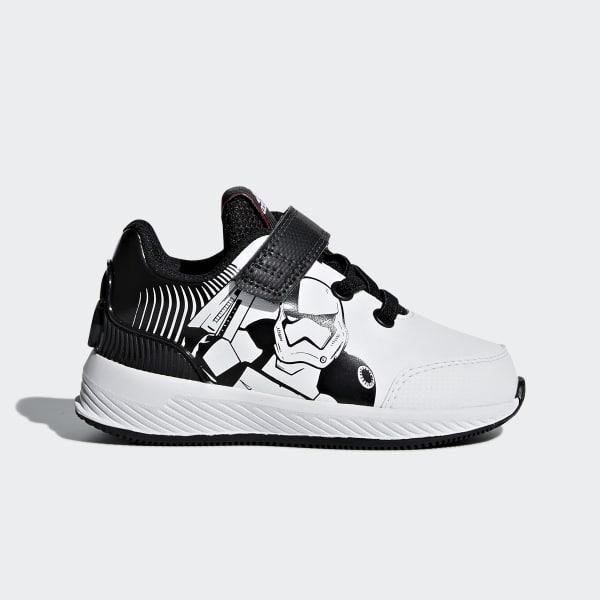 Star Wars RapidaRun Shoes Black AH2462