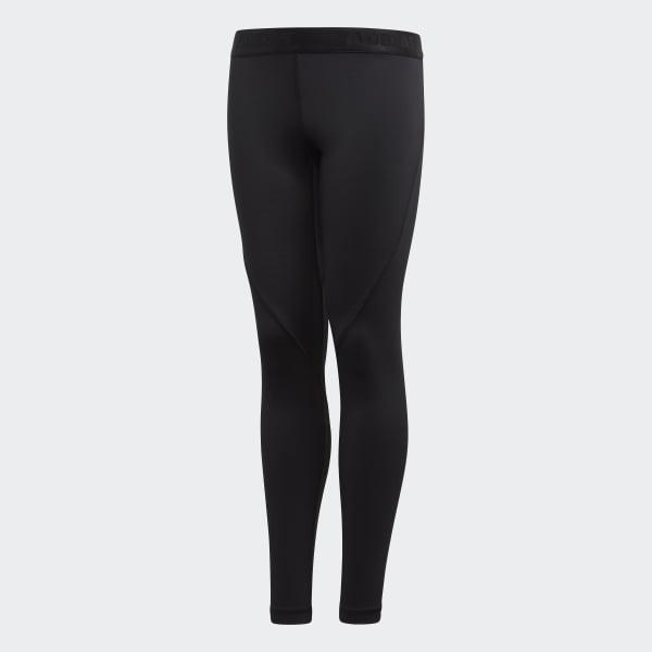 Alphaskin Sport Lange Legging zwart CF7132
