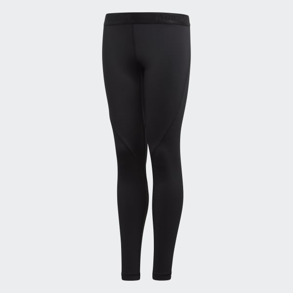 Collant Alphaskin Sport Long noir CF7132