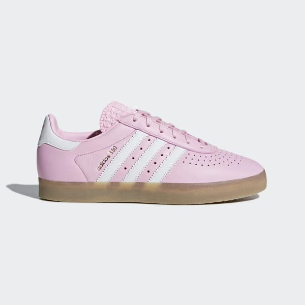 Chaussure adidas 350 rose CQ2345