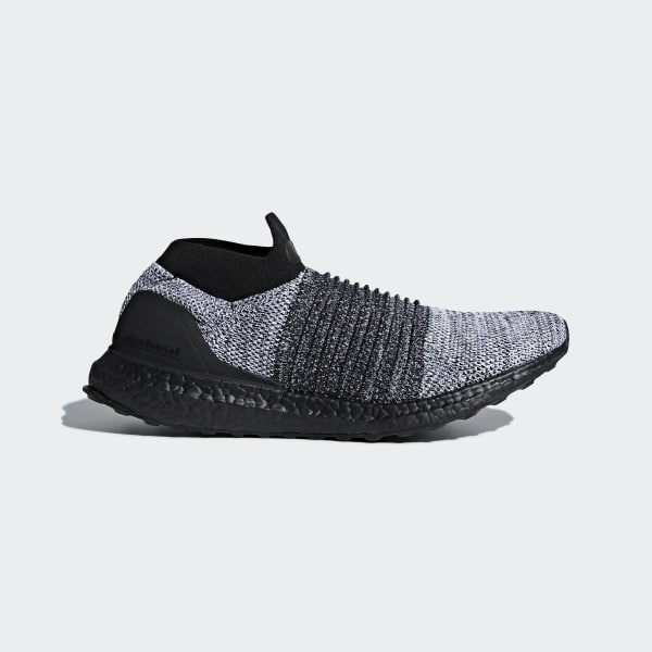 Ultraboost Laceless Skor Svart BB6137