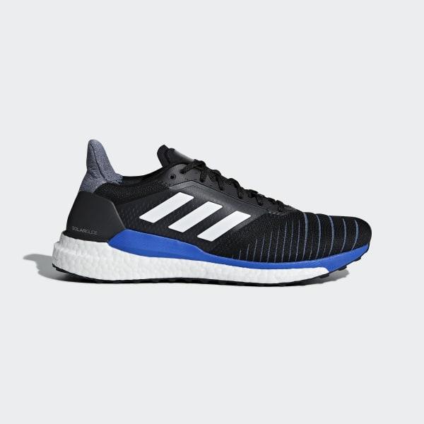 Solar Glide Shoes Black CQ3175