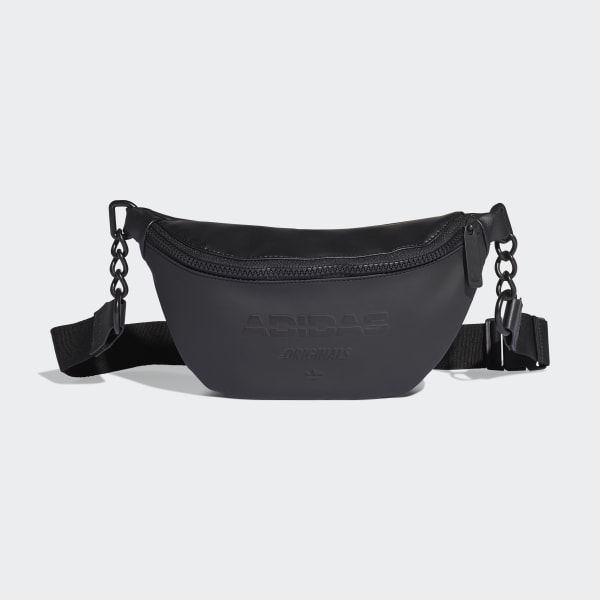 WAISTBAG FUNNY PACK S Negro DH4391