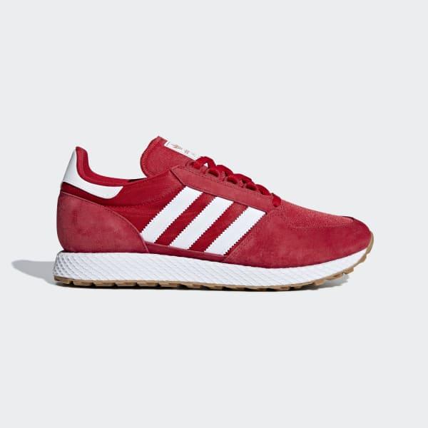 Forest Grove Schoenen rood B41530