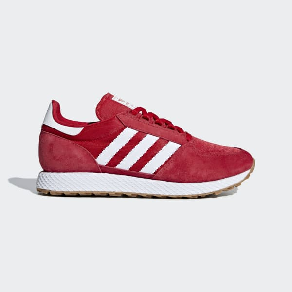 Forest Grove Shoes Röd B41530