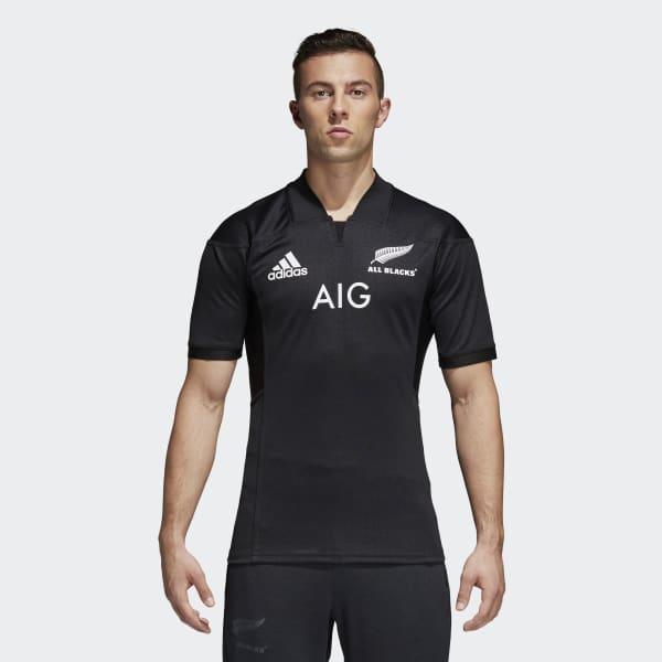 Camiseta primera equipación All Blacks Negro AP5663