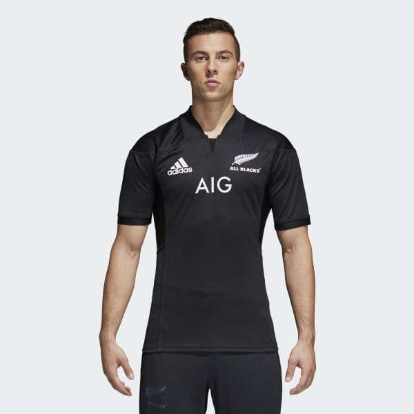 Maillot All Blacks Domicile noir AP5663