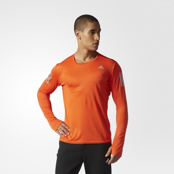 Response Longsleeve orange BP7485