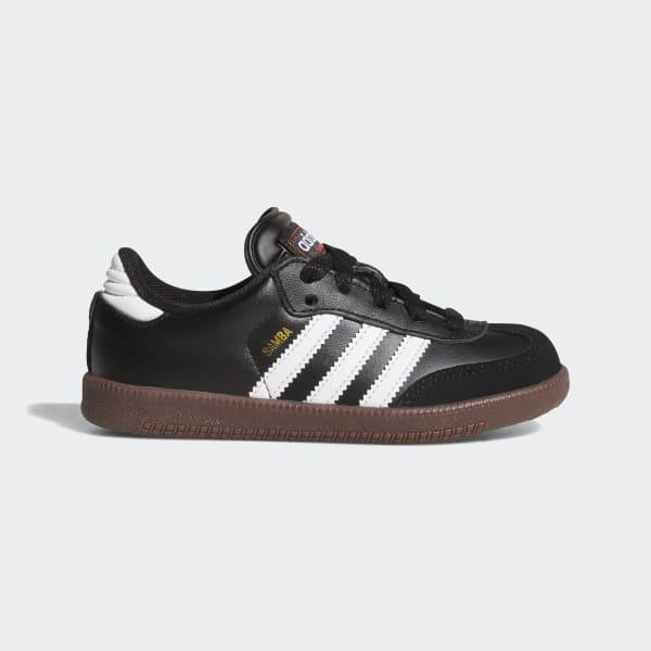 Samba Classic Shoes Black 036516