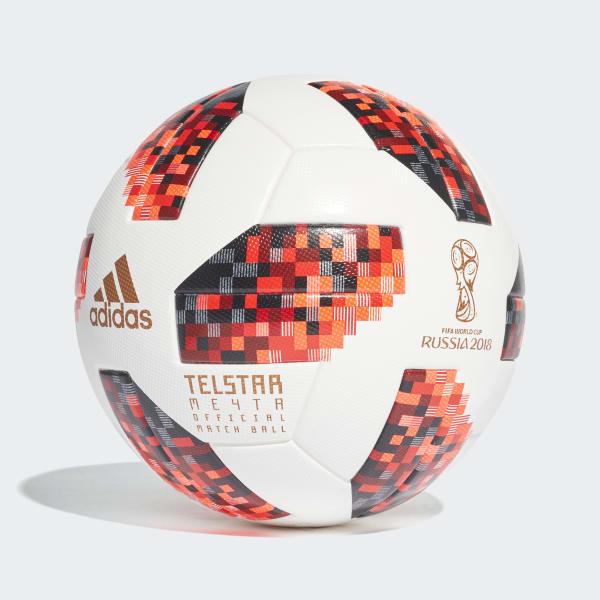 FIFA Fussball-Weltmeisterschaft Knockout Offizieller Spielball weiß CW4680