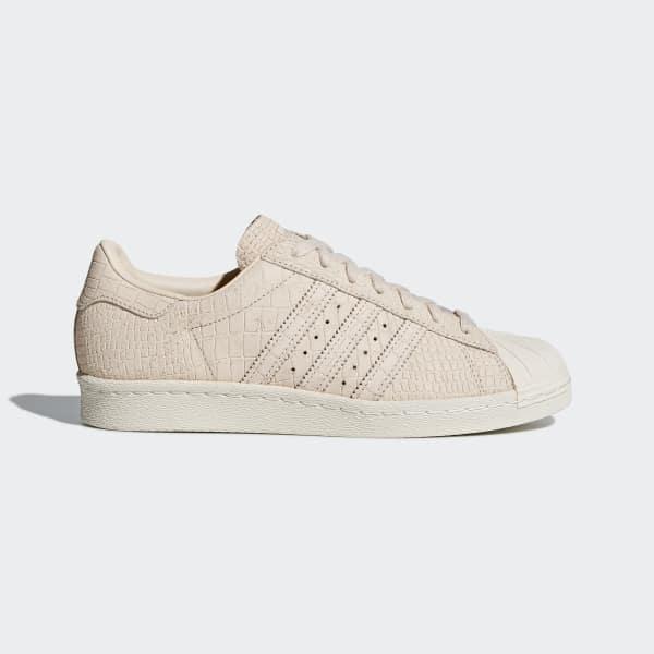 Superstar 80s Schoenen beige CQ2515