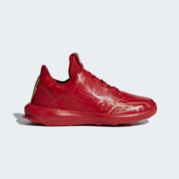Chaussure RapidaRun Avengers rouge AH2439