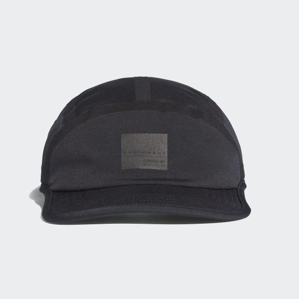 CAP 5 PANEL CAP EQT Negro DH3333