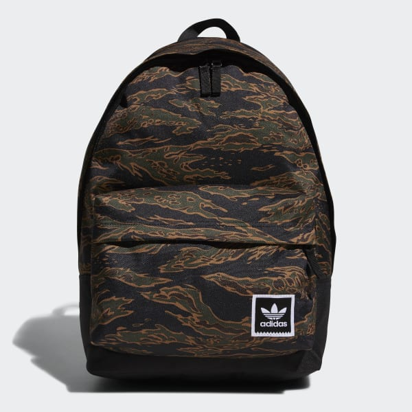 Tiger Camouflage Backpack Multicolour DH2571