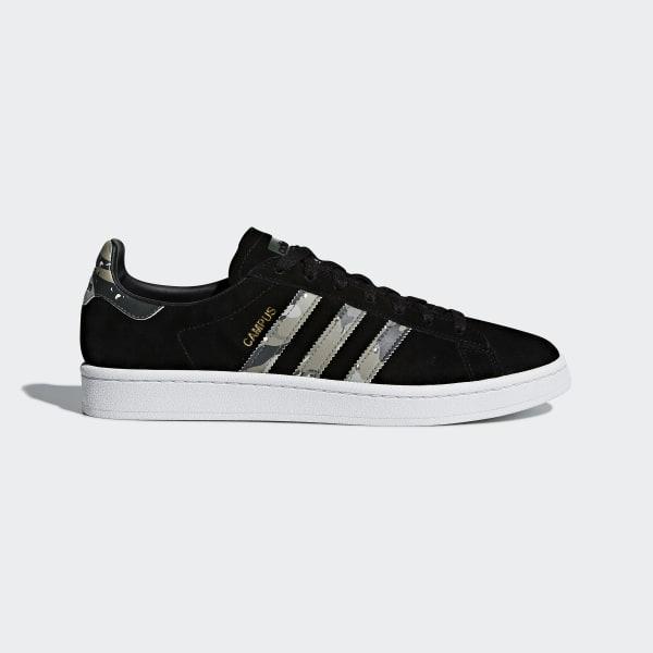 Campus Shoes Black B37821
