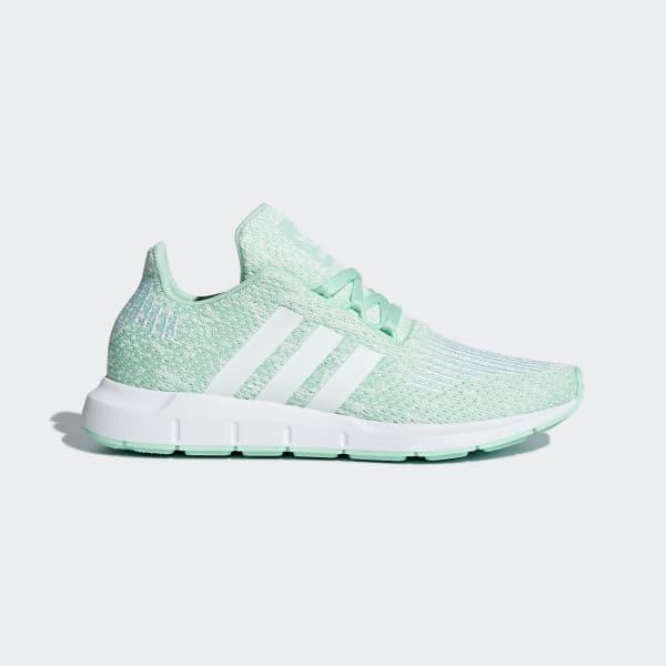 Swift Run Shoes Turquoise B37119