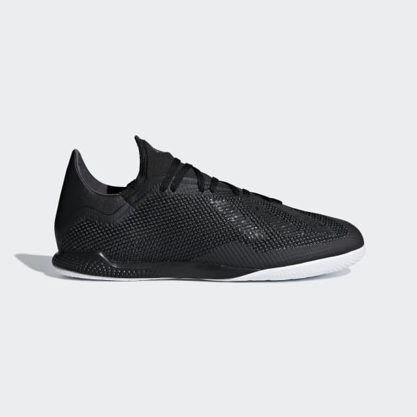 X Tango 18.3 Indoor Shoes Black DB2442