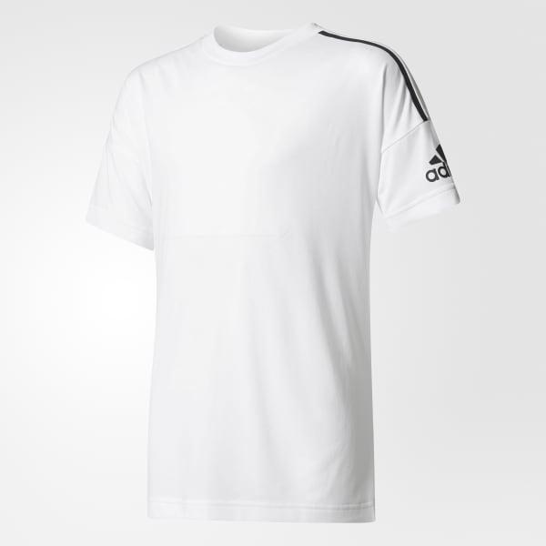 adidas Z.N.E. T-Shirt weiß CE6242