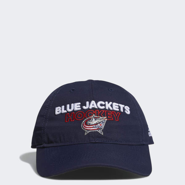 Blue Jackets Adjustable Slouch Hat Multicolor CP2777