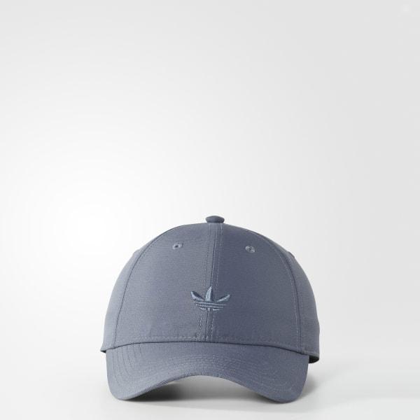 Relaxed Modern Hat Grey BI4548