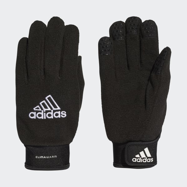 Feldspieler-Handschuhe schwarz 033905