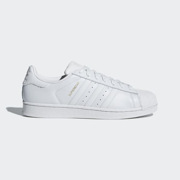 Chaussure Superstar blanc CM8073