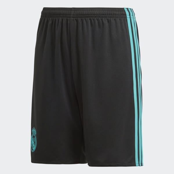 Pantaloneta de Visitante Real Madrid Negro B31119