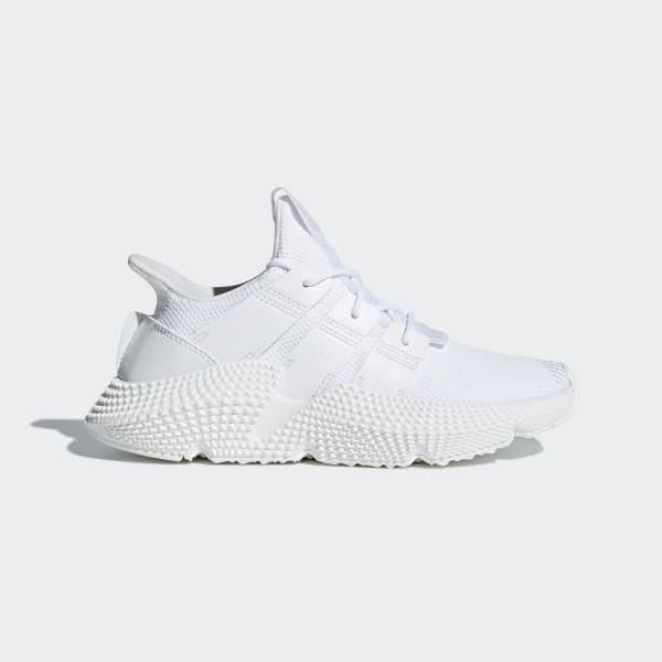 Prophere Schuh weiß B41883