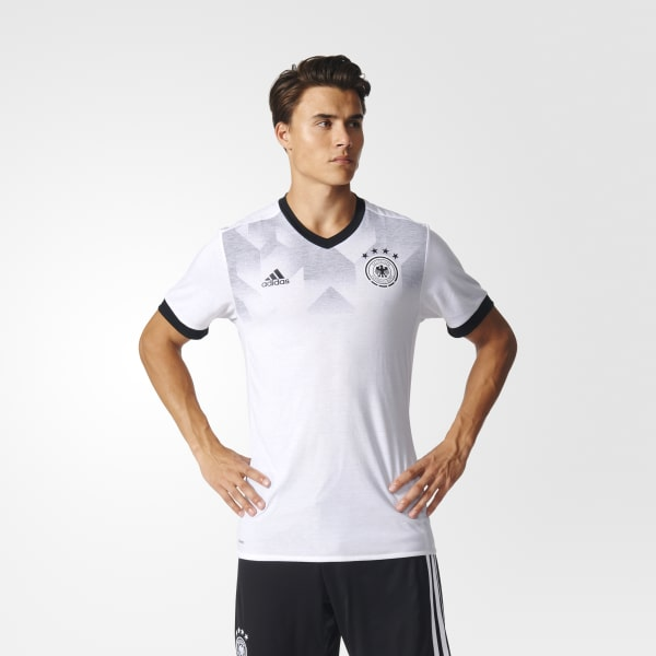 Germany Home Pre-Match Jersey White BP9161