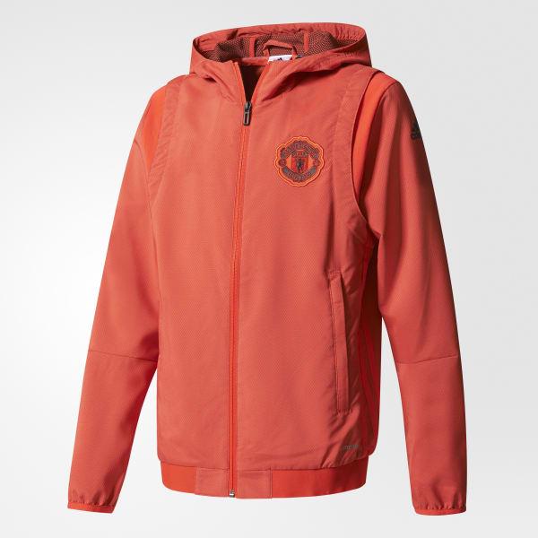 Manchester United FC Presentation Jacket Red AP1050