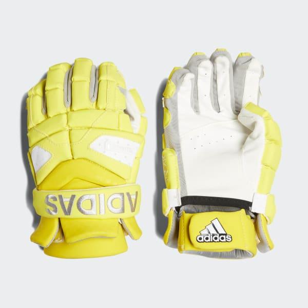Dipped Freak Gloves Yellow CF5224