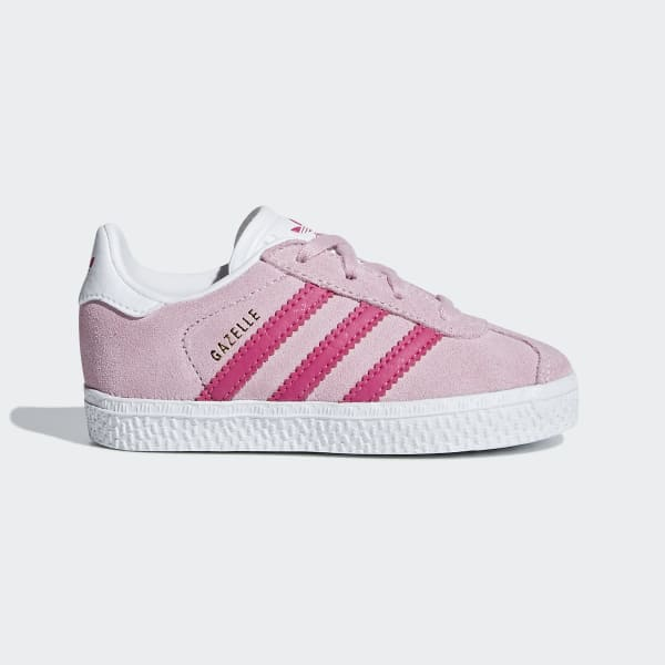 Gazelle Shoes Pink B41923