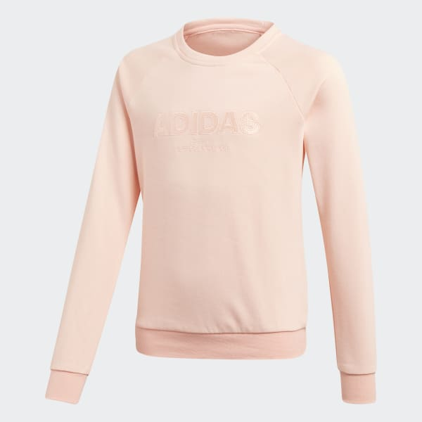 All Caps Sweatshirt rosa DJ1319