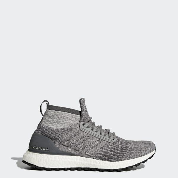 Ultraboost All Terrain Shoes Grey CG3000