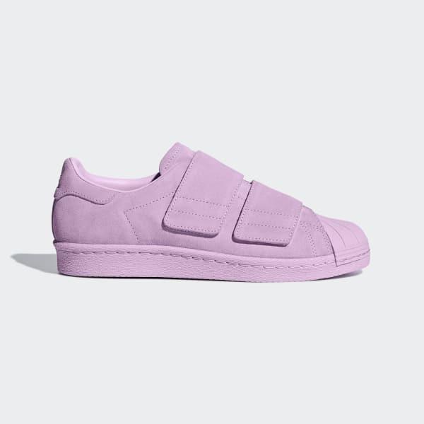 Superstar 80s CF Shoes Purple B28043