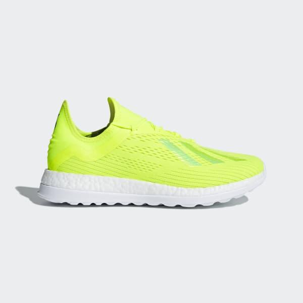 X 18+ Schuh gelb BB7421