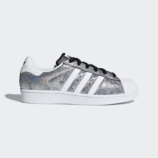 Zapatilla Superstar Gris DA9099