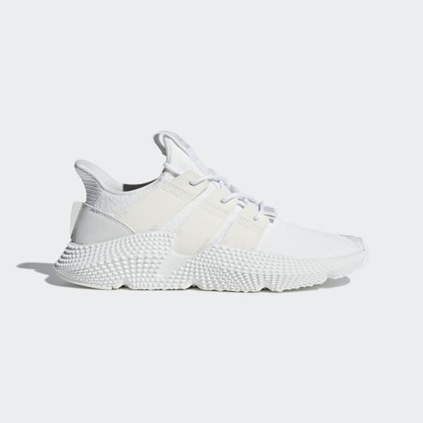 Prophere Shoes White B37454
