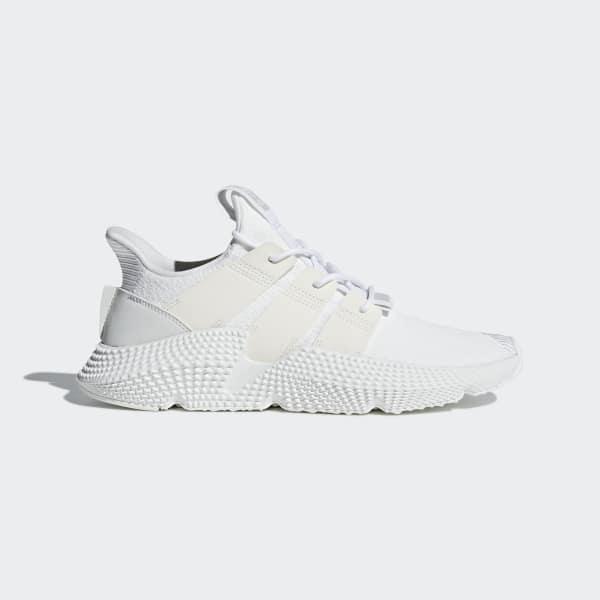 Prophere sko Hvid B37454