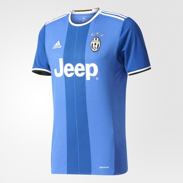 Camiseta Segundo Uniforme Juventus Azul AI6226