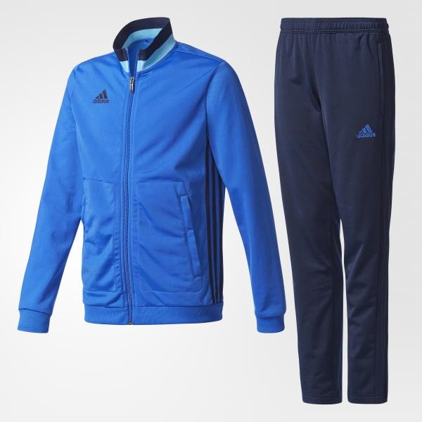 Condivo 16 Track Suit Blue AX6545